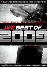 UFC: Best Of 2009 [DVD], Good DVD, BJ Penn, Rashad Evans, Randy Couture, Wanderl