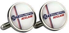 Triumph Acclaim Leyland Logo Cufflinks and Gift Box