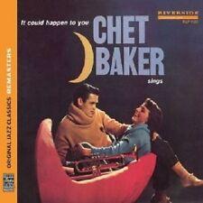 CHET BAKER - CHET BAKER SINGS (OJC REMASTERS)  CD NEU