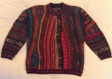 Vintage-COOGI-100 % pure new wool sweater-Made in Australia-Ex. Condition