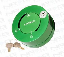 NRG Steering Wheel Quick Release Hub Quick Lock (GREEN Finish)