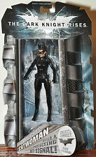 Batman The Dark Knight Rises Movie Masters Catwoman Goggles up MOC VHTF