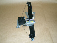 VOLVO S60 V70 XC70 S80 Driver Side Left Rear Window Regulator w/ Motor 31253719