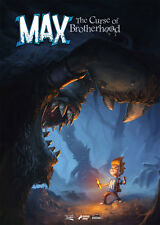 Max The Curse of Brotherhood [Xbox 360 Only]