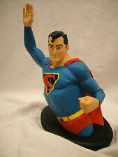 DC COMICS CLASSIC SUPERMAN BUST #177/2500 JLA STATUE JUSTICE LEAGUE Supergirl