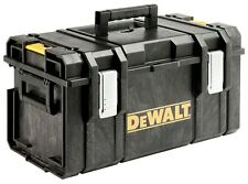 DEWALT DS300 XR TOUGHSYSTEM PLASTIC TOOLBOX STORAGE CARRY CASE- NO TOTE TRAY