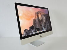 Apple iMac 27 |Core i7 3,4 GHz|32 GB RAM|1TB SSD|GTX 680MX|OS X 10.10