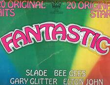 Fantastic 70's compilation, various artists Slade, Bee Gees, Hush, Brian Cadd LP