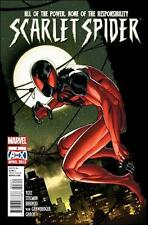 SCARLET SPIDER VOL.2 #3 MARVEL COMICS FIRST PRINT