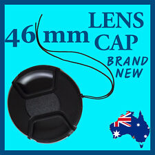 46mm High Quality Snap-On Lens Cap Cover For Canon Nikon