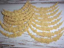 FURNITURE APPLIQUES WHOLESALE LOT! 20 SWAGS! SAVE OVER 50% * $5.95 SHIPPING