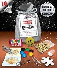 Mother of the Bride Survival Kit - Fun Novelty Gift