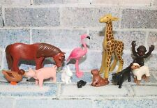 Playmobil 11 Animals  Zoo / Farm