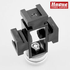 Hague TSB Triple Camera Accessory Shoe Bracket for DSLR Cameras and Camcorders
