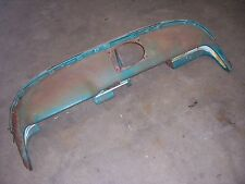 1958 Chevrolet Belair Biscayne interior dash panel repair structure metal parts