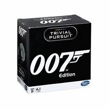 James Bond Trivial Pursuit Game with 600 Questions on Mr Bond 007