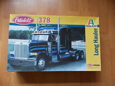 Italeri 1/24 - Peterbilt 378-long hauler