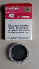 filtre polarisant circulaire POSSO 49mm double filetage