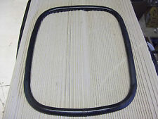 Rear door window rubber seal  for Citroen AK400 van.Classic 2cv Recycling