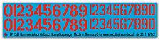 Peddinghaus 2341 1/32 Numero Blocco Orientale Aereo Caccia