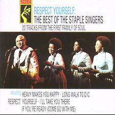 Respect Yourself [The Staple Singers] New CD