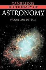 Cambridge Dictionary of Astronomy-ExLibrary