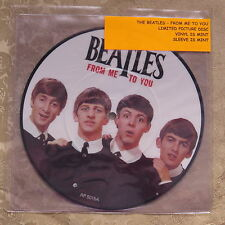 Beatles From me to you Limited edition Picture Disc Mint / Mint