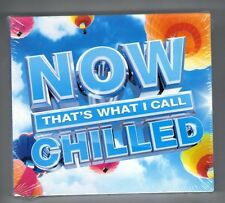 NOW THAT'S WHAT I CALL CHILLED cd new VARIOUS ARTISTS - 61 TRACKS - THREE DISCS