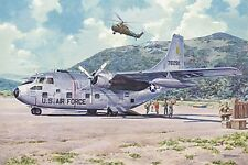 "Avion de transport US FAIRCHILD C-123B ""PROVIDER, USAF - KIT RODEN 1/72 n° 056"