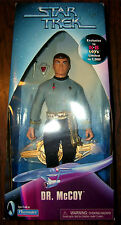 "Star Trek DR McCOY MIRROR MIRROR KB TOYS Exclusive LIMITED to 7,200 9"" Figures"