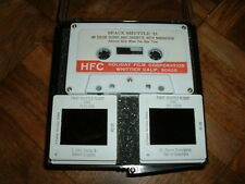 Holiday Film Corp 40 Color Slides 1981 Space Shuttle w/Cassette Narration