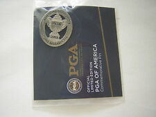 2011 PGA CHAMPIONSHIP GOLF TROPHY LAPEL PIN ATLANTA ATHLETIC CLUB KEEGAN BRADLEY