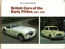 British Cars of the Early Fifties 1950-54 Armstrong Siddeley Daimler Rover MG +
