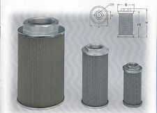 """Hydraulic Suction Line Filters (MF Type) MF-08A 1"""" PT"""