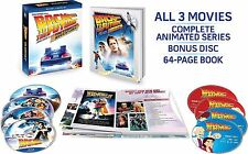 BACK TO THE FUTURE : COMPLETE ADVENTURES -  Blu Ray - Sealed Region free
