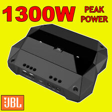JBL CAR AMP AMPLIFER 1300W MAX POWER CLUB MONO SINGLE/ONE BASS SUBWOOFER CHANNEL