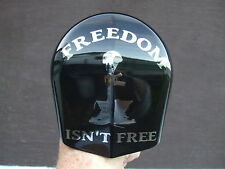 HARLEY  HORN  COVER  ( FREEDOM - 111  ) TOURING, SPORTSTER, SOFTAIL, CUSTOM MADE