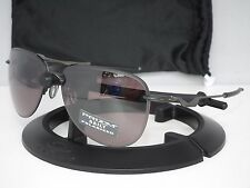 NEW OAKLEY POLARIZED TAILPIN AVIATOR SUNGLASSES OO4086-04 Carbon / Prizm Daily P