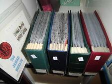 Sammlung, Berlin, FDC, 1967-1987 komplett + Extras, ATM usw, in 4 Alben (70004)