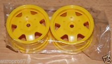 Tamiya 58184 Fighter Buggy RX/DT01, 0555081/10555081 Rear Wheels, NEW
