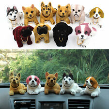 Shaking Head Lucky Dog Environmental Toys Car Office Ornament Gift for Kids