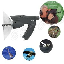 Ear Listening Device Bionic Extreme Sound Amplifier Spy Birds Recording Watcher