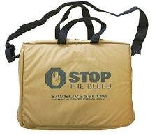 Coyote Brown Stop the Bleed Kit without Quik Clot