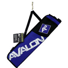AVALON A3 3 TUBE ARROW QUIVER BLUE