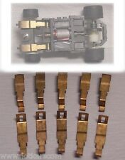 TYCO chassis  MAG 440 X2 10 lames contact ( Shoes ) New