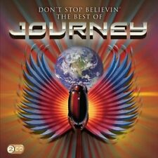 Don't Stop Believin': The Best of Journey [1 disc] New CD
