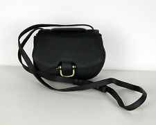 NWT J Crew Mini Rider bag in Italian leather Purse Black $98 F5103