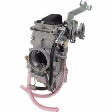 Mikuni Geniune TM 33mm 33 mm Flat Slide Smoothbore Carb Carburetor TM33-8012