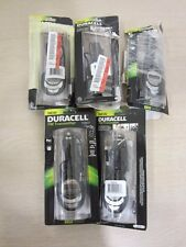 LOT OF 5 DURACELL FM TRANSMITTERS BIG-9693 WHOLESALE, IPHONE/IPOD/IPAD, FREE S&H