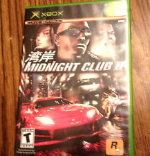MIDNIGHT CLUB 2 --XBOX GAME